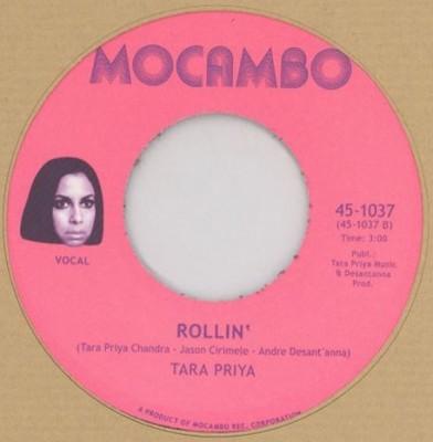 Tara Priya - Who You Do / Rollin'