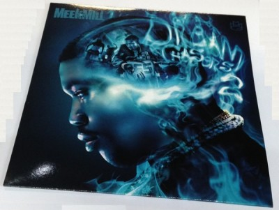 Meek Mill - Dreamchasers 2 (Aqua Blue)