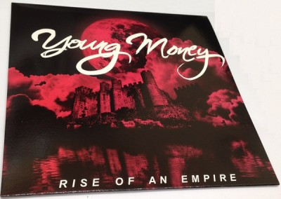 Young Money - Rise Of An Empire (White Vinyl)