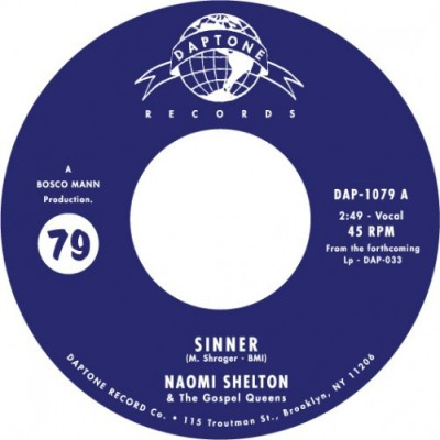 Naomi Shelton And The Gospel Queens - Sinner