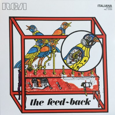 The Feed-Back - The Feed-back