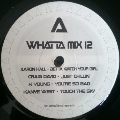 Various - Whatta Mix 12