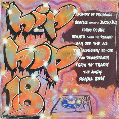 Various - Street Sounds Hip Hop 18