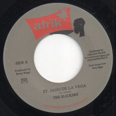 The Slickers - St. Jago De La Vega