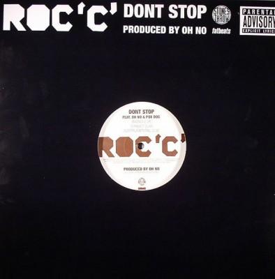 Roc 'C' - Don't Stop