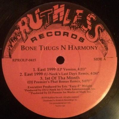 Bone Thugs-N-Harmony - East 1999