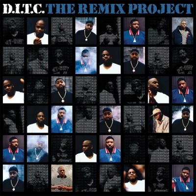 D.I.T.C. - The Remix Project (Instrumentals)