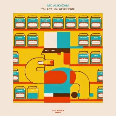 Alikazam (Dookie Squad) - You Bite, You Never Write