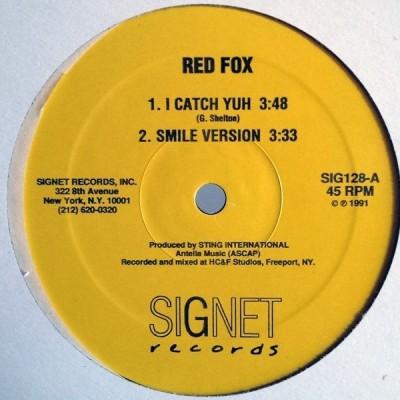 Red Fox - I Catch Yuh / Girls Watcher