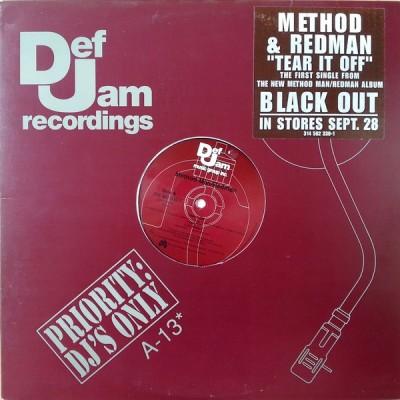 Method Man & Redman - Tear It Off