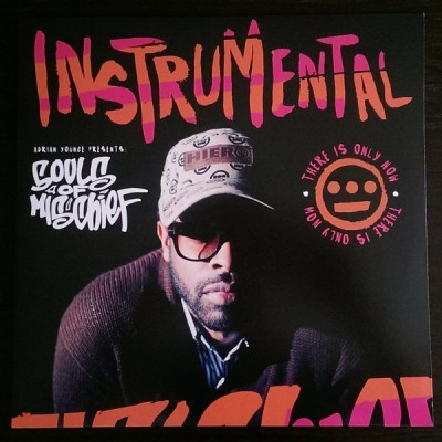 Adrian Younge - There Is Only Now Instrumental