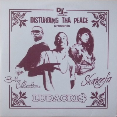 Ludacris - Disturbing Tha Peace Presents