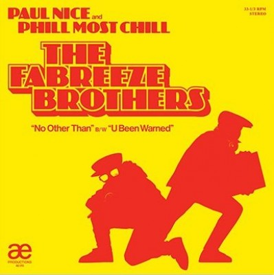Fabreeze Brothers, The - No Other Than
