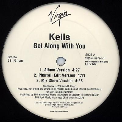 Kelis - Get Along With You