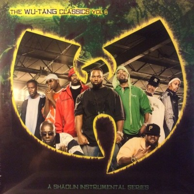 Wu-Tang Clan - The W-Tang Classics Vol 1 (A Shaolin Instrumental Series)