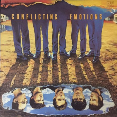 Split Enz - Conflicting Emotions