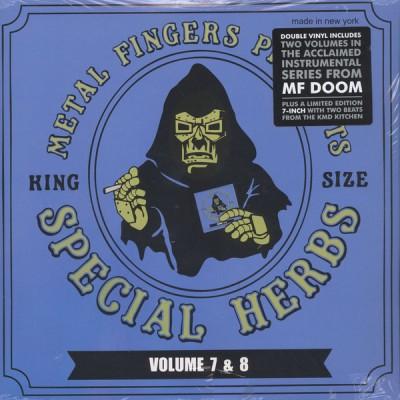 Metal Fingers - Special Herbs Volume 7 & 8