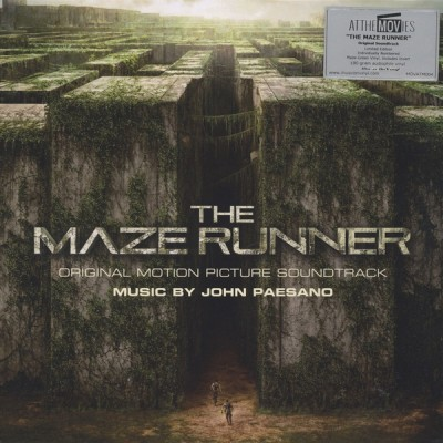 John Paesano - The Maze Runner (Original Motion Picture Soundtrack)