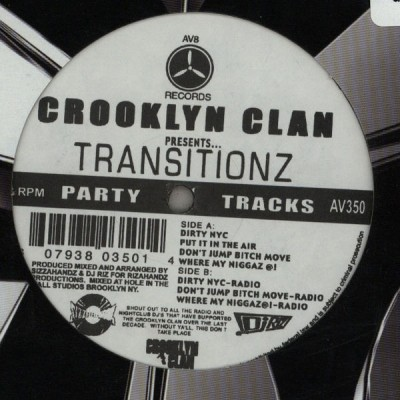 Crooklyn Clan - Transitionz