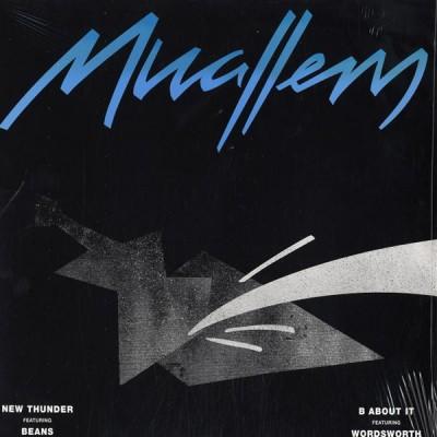 Muallem - New Thunder / B About It