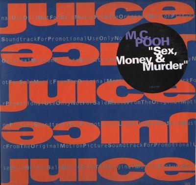 MC Pooh - Sex, Money & Murder