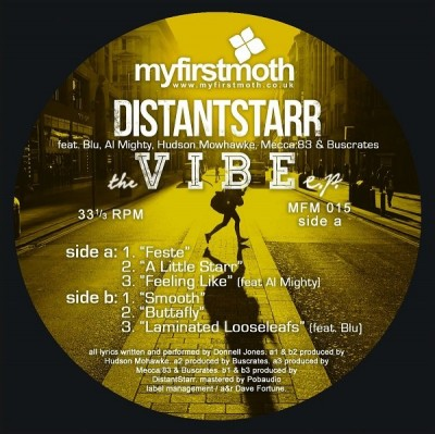 DistantStarr - The Vibe
