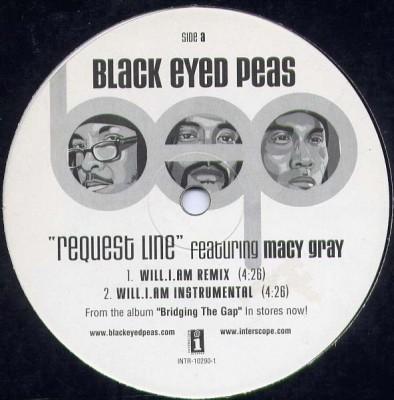 Black Eyed Peas - Request Line