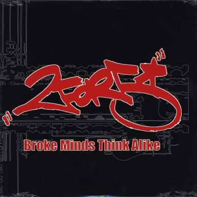 2for5 - Broke Minds Think Alike