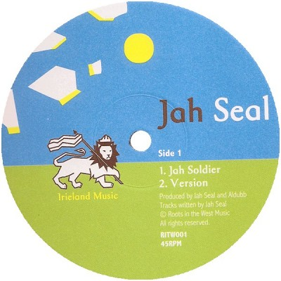 Jah Seal - Jah Soldier