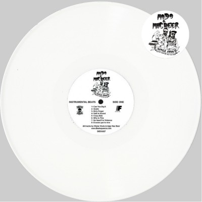 Mister Modo - Instrumental Beats Vol 1