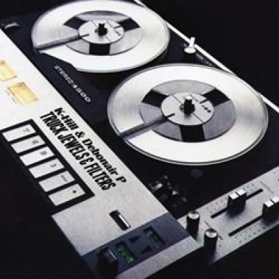 K-Hill - Truck Jewels & Filters (Clear w/ Black Mix Vinyl)