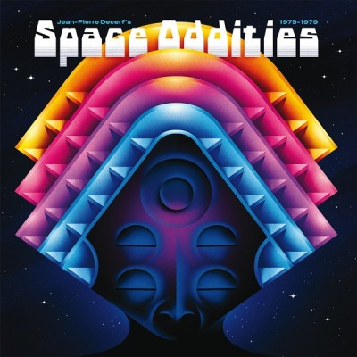Jean-Pierre Decerf - Space Oddities 1975 - 1979