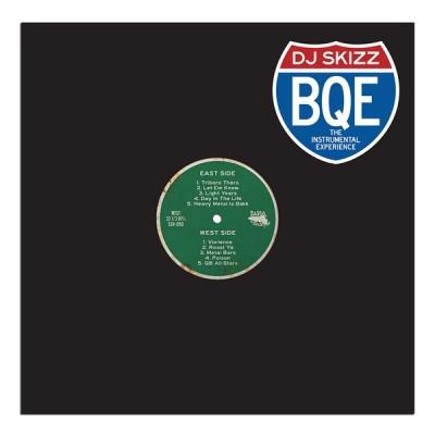 DJ Skizz - BQE The Brooklyn-Queens Experience Instrumentals