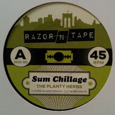 Planty Herbs, The - Sum Chillage