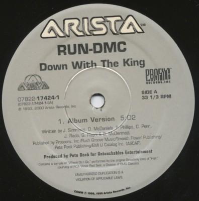 Run-DMC - Down With The King