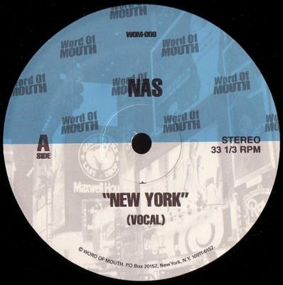 Nas - New York