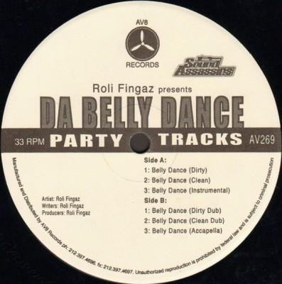DJ Roli Fingaz - Da Belly Dance