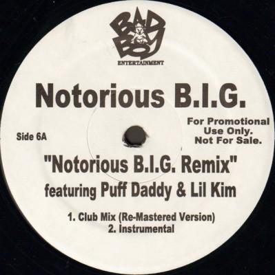 Notorious B.I.G. - Notorious B.I.G. Remix