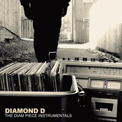 Diamond D - The Diam Piece Instrumentals