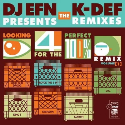 DJ EFN & K-Def - Looking For The Perfect Remix Volume 1