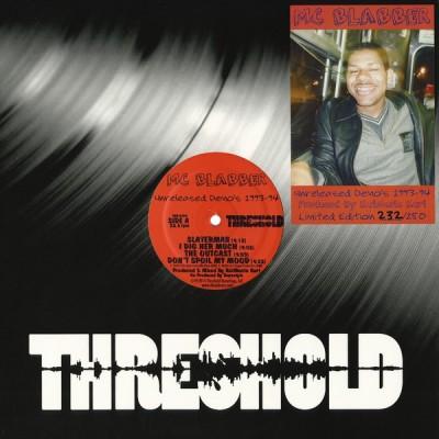 MC Blabber - Unreleased Demo's 1993-94