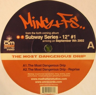Ming & FS - Subway Series - 12'' #1