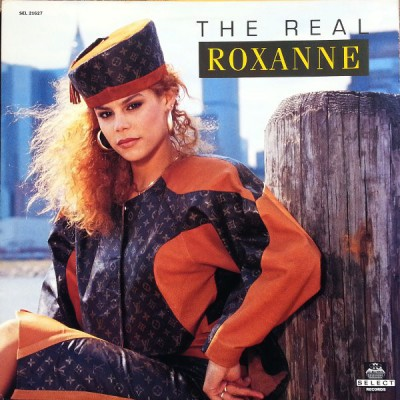 The Real Roxanne - The Real Roxanne