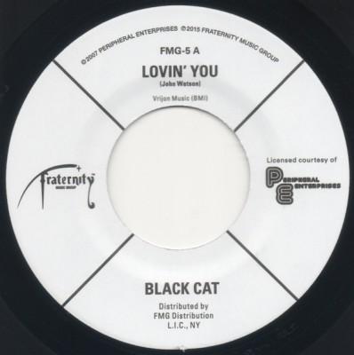 Black Cat - Lovin' You