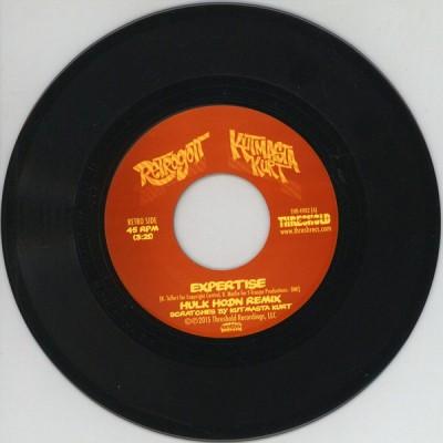 Retrogott - RetroMastas Remixes