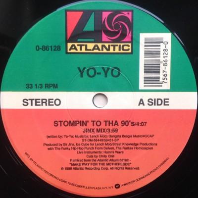 Yo-Yo - Stompin' To Tha 90's / Dope Femininity