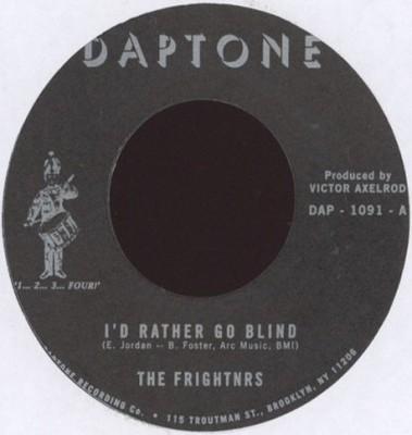 The Frightnrs - I'd Rather Go Blind