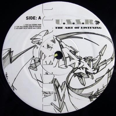 DJ Vadim - USSR The Art of Listening