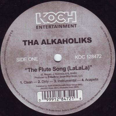 Tha Alkaholiks - The Flute Song (LaLaLa)