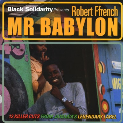 Robert Ffrench - Mr Babylon